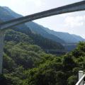 ライダーなら一度は走ってみたいループ橋!!「雷電廿六木橋」