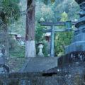 長階段を登った先には・・・「妙義神社」