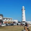 多くのライダーが魅了される灯台とは・・・銚子市「犬吠埼灯台」
