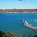 静かに東京湾と富士山を眺めるならここ 南房総市「大房岬」