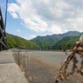 県道249号でめぐるダムと温泉郷!「湯西川周遊ルート」