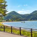 東北最大級の猪苗代湖を周遊しよう 福島県「青松ヶ浜」