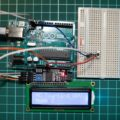 旅を楽しくするArduino端末を作る。その12-LCDをI2C化-