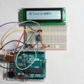 旅を楽しくするArduino端末を作る。その11-LCDをI2Cで制御しよう-