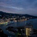 日本屈指の夜景の名所! 静岡県「熱海城」