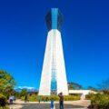 広大な太平洋を望む・・・福島県「いわきマリンタワー」
